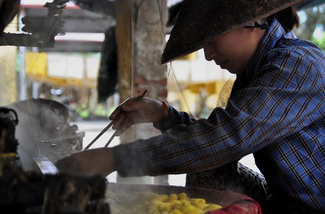 Dạo quanh làng tơ Cổ Chất, Nam Định