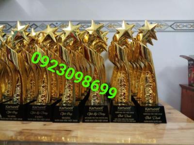 chuyên gia công cúp kim loại , cúp thể thao, cúp giải thưởng cho các phong trào thể thao