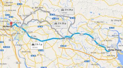 Tổng hợp thông tin các hãng xe khách đi Hà Nội Hải Phòng