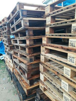 Bán Pallet gỗ kê gạch giá rẻ Quảng Nam- Quảng Ngãi0905681595