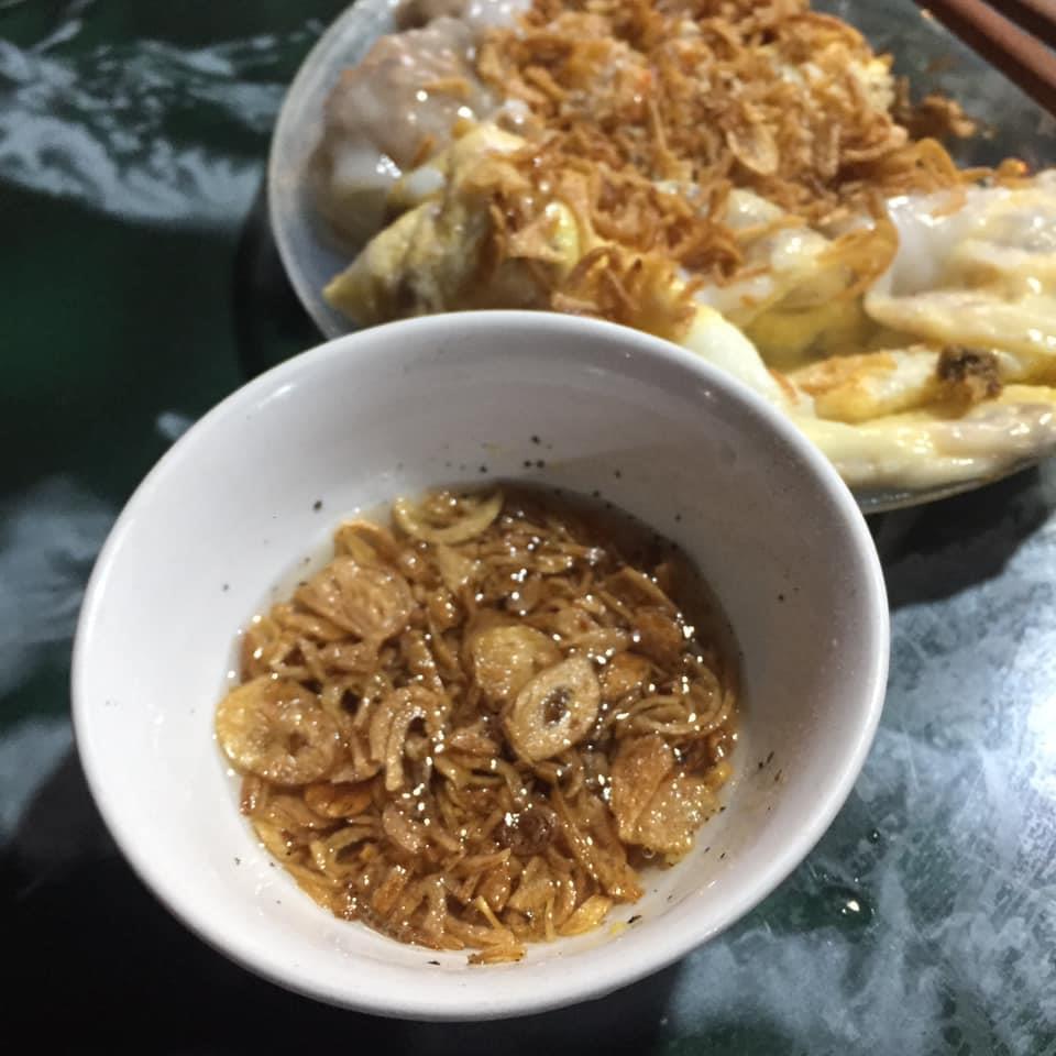 Giới thiệu quán bánh cuốn đêm - Thanh Hóa