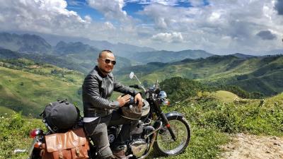Đi tây bắc và kinh nghiệm chơi mô tô Của anh Trần Lập (p3 nói về đồ)