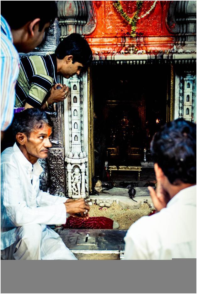 """Một vài nét """"cá tính"""" ở Ấn Độ"""