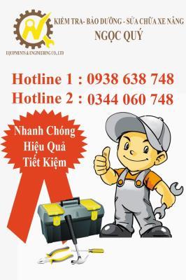 0938638748 Kiểm tra xe nâng miễn phí