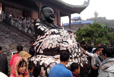 6 sai lầm khi lễ chùa cúng phật