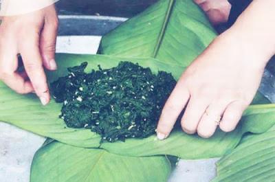 Lạ lùng món Rêu Đá
