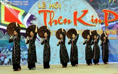 Lễ hội THEN KIN PANG - Lai Châu