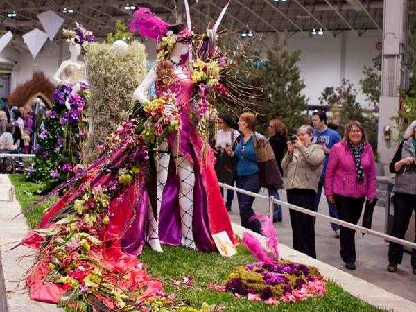 9 hội chợ hoa ấn tượng nhất trên thế giới