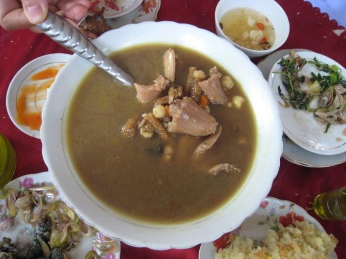 Đặc trưng ẩm thực miền Nam