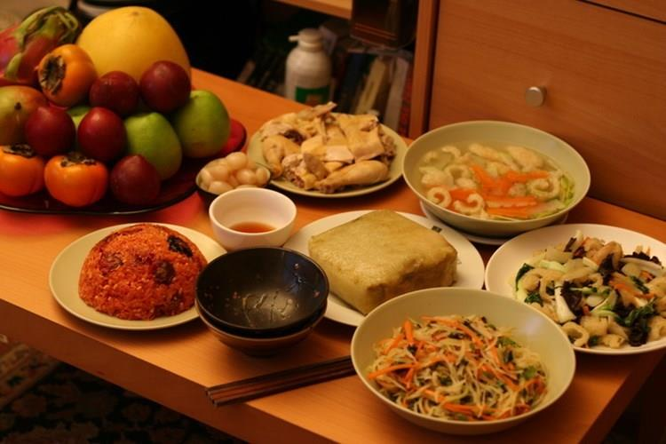 Đặc trưng ẩm thực miền Bắc