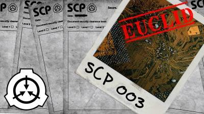 Bí ẩn SCP-003 - BO MẠCH SINH HỌC