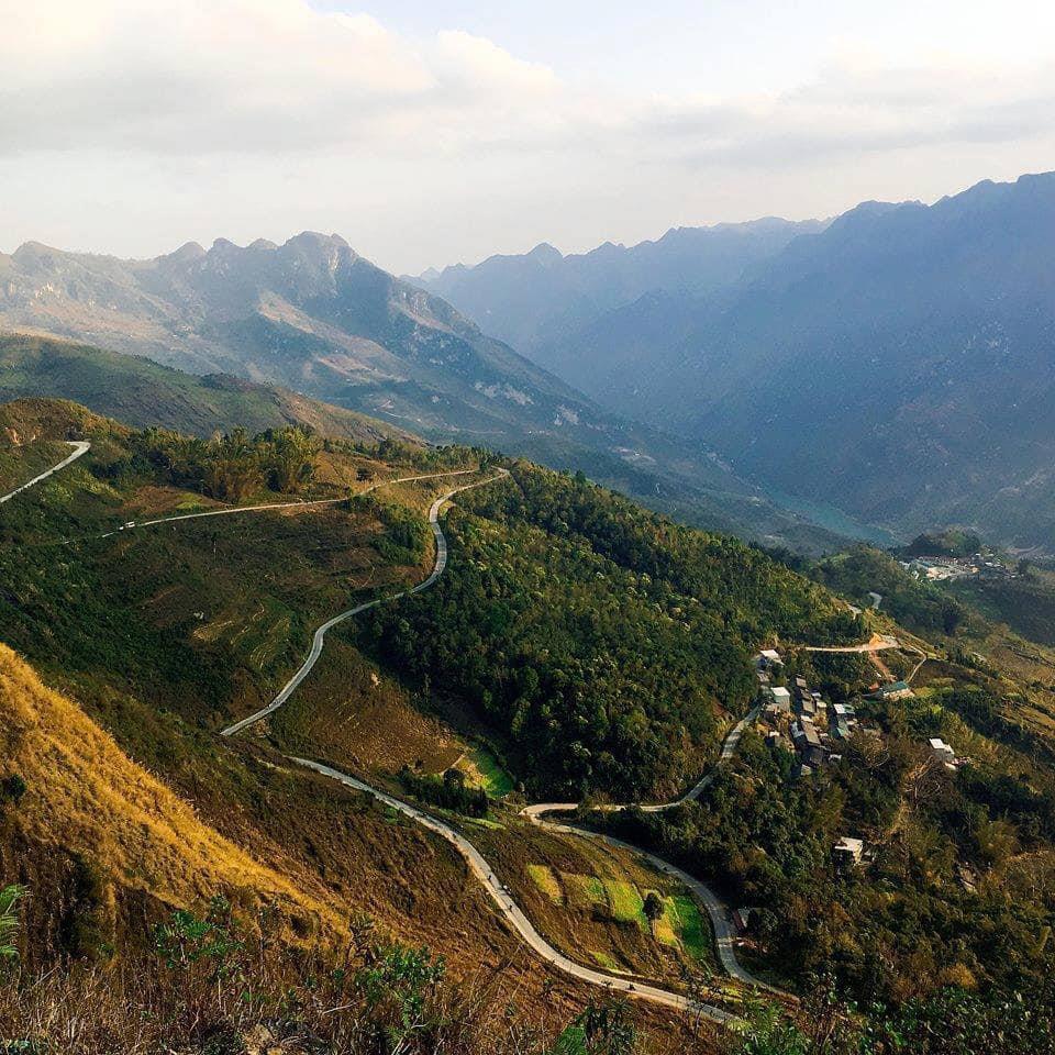 Góc Rủ Rê: xế ôm xe full độc hành Cung Du Xuân Đầu Năm dành cho những ae thich Hoa Trải Nghiệm cung  đường mới