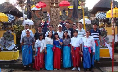 Phong tục tập quán Bali