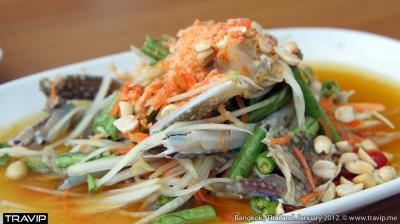 Tản mạn về ẩm thực Thái