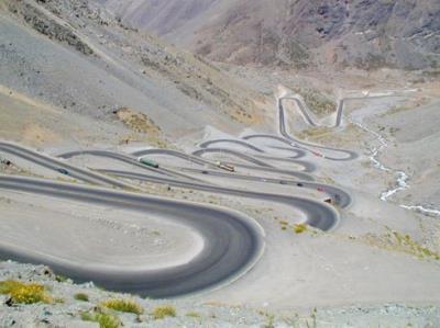 10 con đường nguy hiểm nhất thế giới