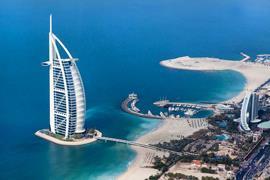 7 kỳ quan nhân tạo của Dubai