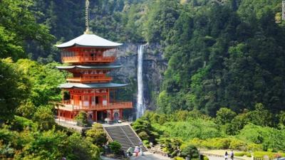 Những khung cảnh đẹp mê hồn tại xứ sở Phù Tang