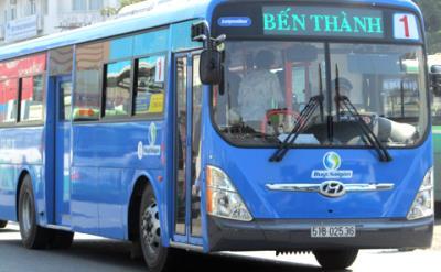 Những điều cần lưu ý khi du lịch bằng xe buýt ở Sài Gòn
