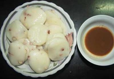 Thưởng thức Bánh đúc ở Châu Đốc