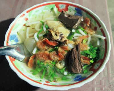 Những món ăn mang tên An Giang