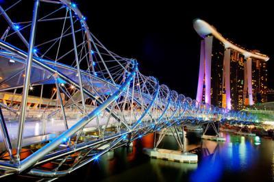 5 công trình của Singapore khiến cả thế giới ngưỡng mộ