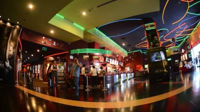 Những quán cafe + rạp chiếu phim mini bạn nên thử