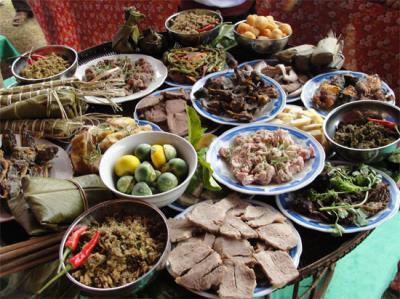 Hệ thống nhà hàng trên địa bàn tỉnh Lai Châu.