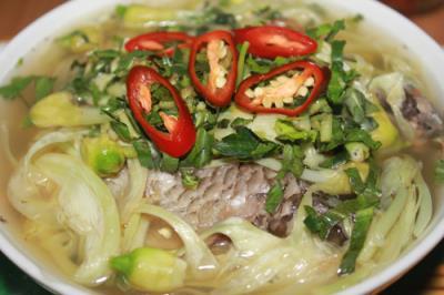 Ro sour soup Fish