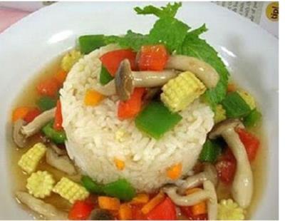 Nhà hàng cơm chay tại Hà Nội