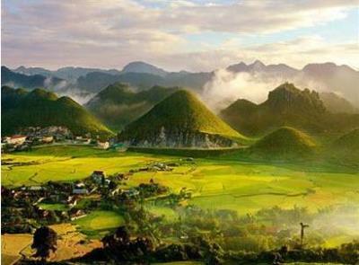 Tour du lịch Vòng cung Đông Bắc Việt Nam