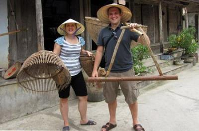 6 things tourists normally do while in Hanoi