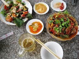Nhech raw fish - Specialty Ninh Binh
