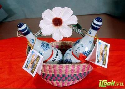 Khề khà chén rượu Kim Sơn