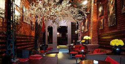 Những quán cafe cực đẹp để hẹn hò