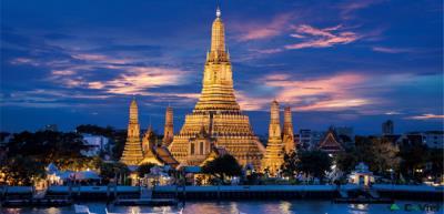 Thông tin một số khách sạn tại Bangkok