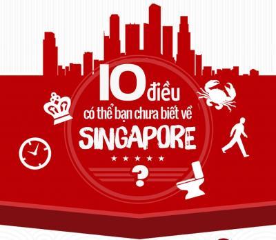 10 điều tạo nên sự khác biệt của đảo quốc Singapore