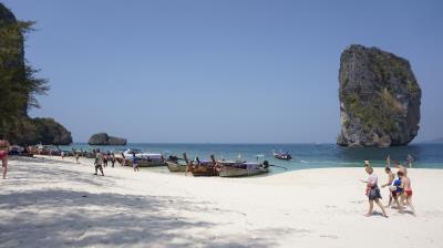 Krabi - thiên đường du lịch mới nổi của Thái Lan