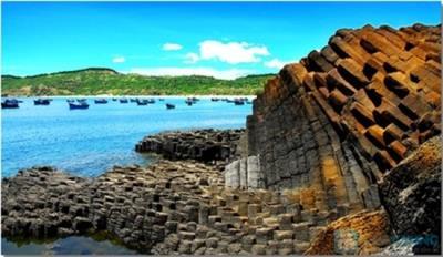 Ghé thăm Ghềnh đá Đĩa - Phú Yên