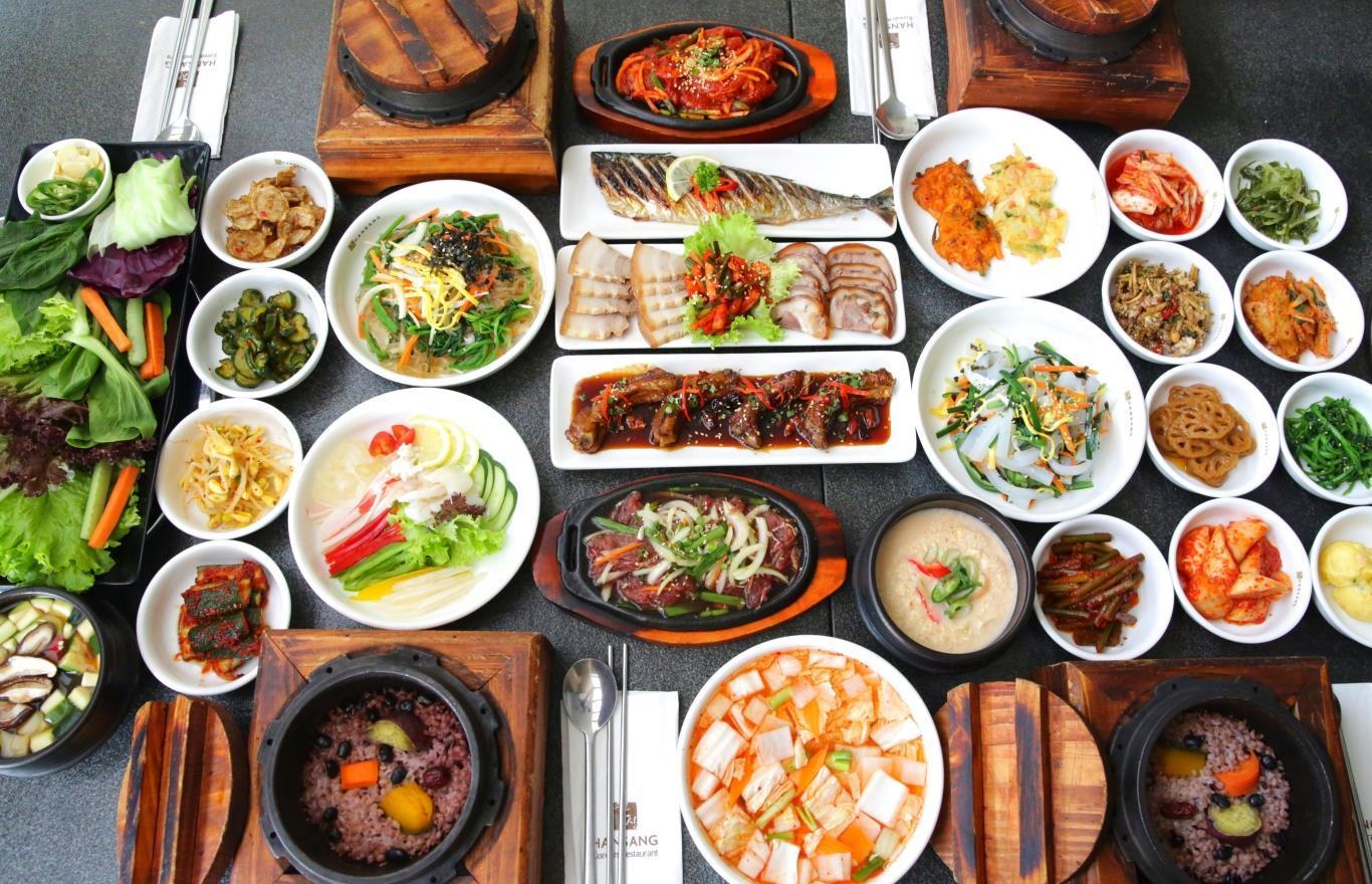 Văn hóa thưởng thức trên bàn ăn của các nước châu Á