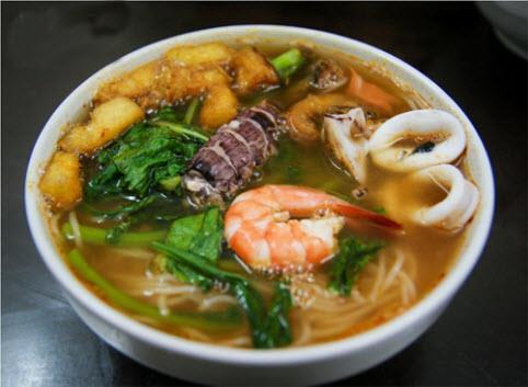 9 món ăn gây bão Hà Nội năm 2014