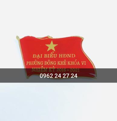 huy hiệu lá cờ đảng, chuyên cung cấp và sản xuất huy hiệu đại hội đại biểu