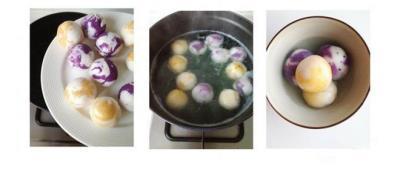 Hướng dẫn làm bánh trôi nước tam sắc thơm ngon đón Tết Hàn thực