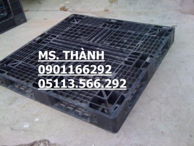 Pallet nhựa mới 100% giá 360k. lh 0901166292 quảng trị đà nẵng