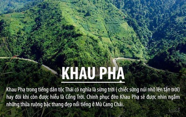 Điểm danh tứ đại đỉnh đèo Việt Nam