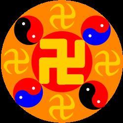 Pháp Luân Công - một con ký sinh trùng của Phật giáo lợi dụng tác dụng tốt cho sức khỏe nhờ tập luyện để tuyên truyền Pháp Luân Công.
