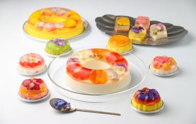 Khám phá ẩm thực độc đáo Nhật Bản: bánh hoa tươi Havaro