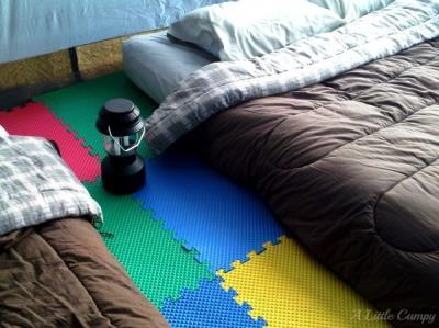 13简单,但创新有很大的帮助的夏季露营之旅,你变得光滑