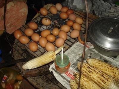 Giới thiệu các món nướng của Lào