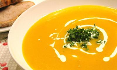 Bí quyết nấu súp bí đỏ ngon đến miếng cuối cùng