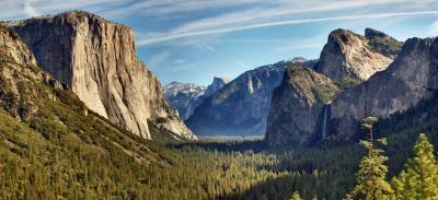 Cùng đến Vườn quốc gia Yosemite